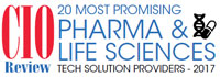 20 Most Promising Pharma And Life Sciences Tech Solution Providers - 2017