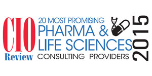 20 Most Promising Pharma And Life Sciences Consulting Providers - 2015
