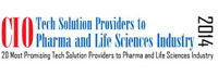 Top 20 Pharma And  Life Sciences Tech Solution Companies - 2014