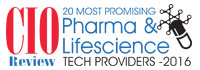 Top 20 Pharma & Life Sciences Tech Solution Companies - 2016